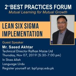 2nd Best Practices Forum