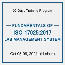 Lab Management System-PIQC-Lahore