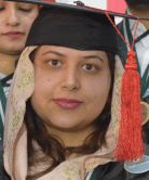 Suneela Azeem – MS Human Resource Management (HRM)