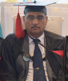 Syed Khalid Hussain – MS Human Resource Management (HRM)